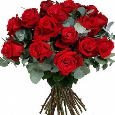 Ramo de rosas Pasión