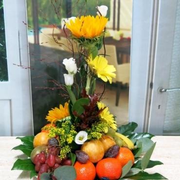 Centro de Flores y Fruta Báltico