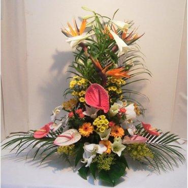 Centro de flores Sophia